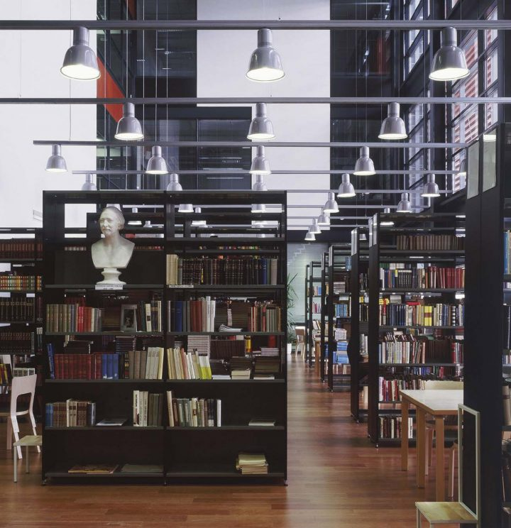 Library, Helsinki University Teacher Training School