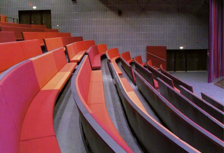 Auditorium, Helsinki University Teacher Training School