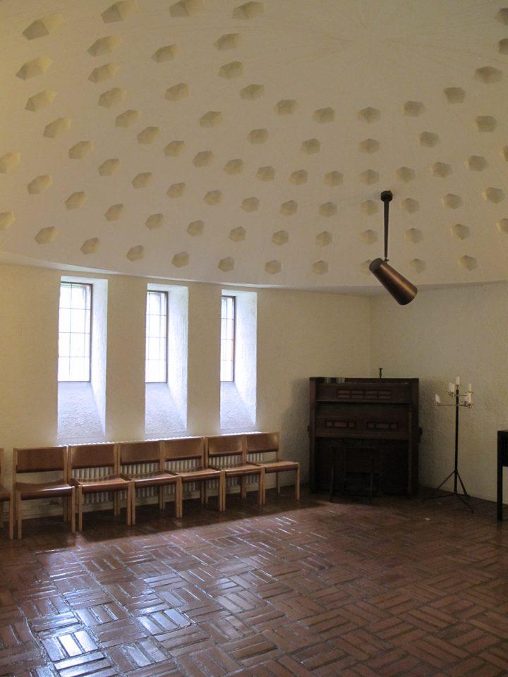 Basement chapel, Honkanummi Funerary Chapel