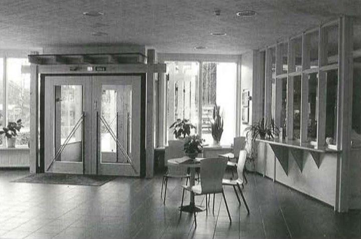 Foyer, Juvakoti Service Centre