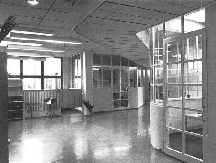 Foyer, Karviaistie Daycare Centre and School