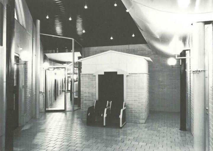 Foyer, Mikaelintalo Parish Centre
