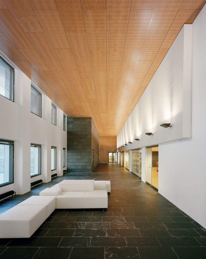 Foyer, National Board of Education