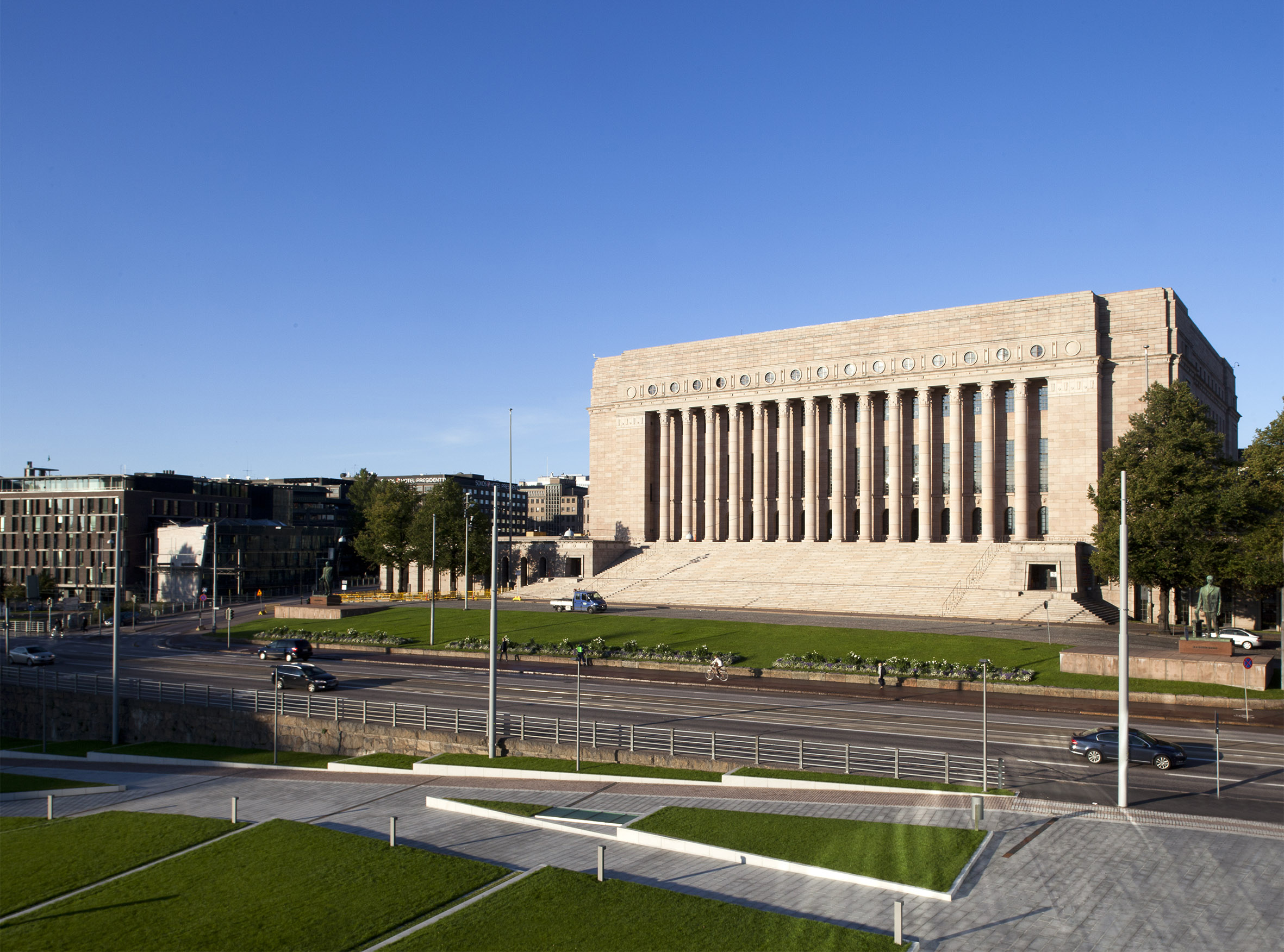 Parliament House · Finnish Architecture Navigator