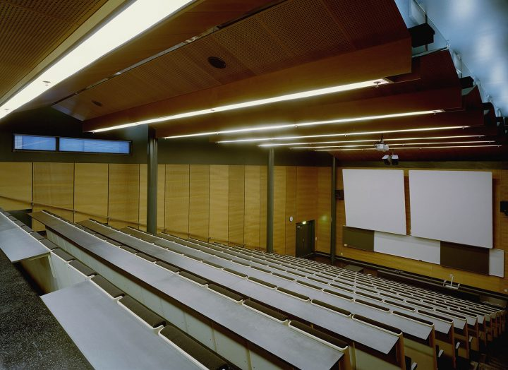 Auditorium, Helsinki University Physicum Building