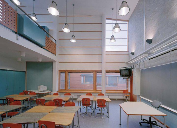 Classroom, Ruusutorppa School