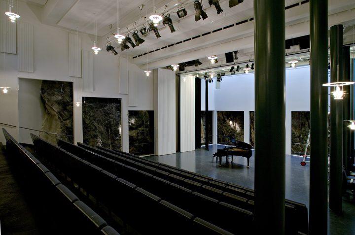 Auditorium, Sandels Cultural Centre