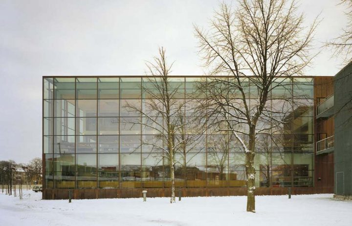 Extension, Vaasa City Library