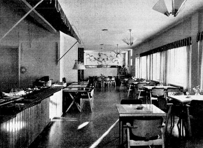 Breakfast room, Women's Co-housing Asuntoyhteistalo
