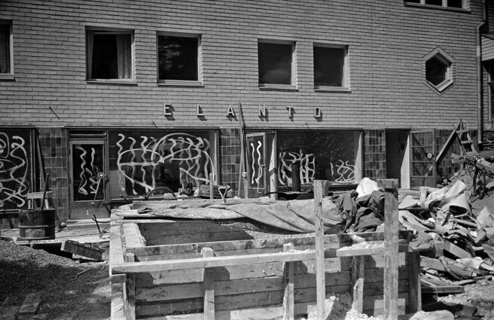 Construction of the complex, Women's Co-housing Asuntoyhteistalo