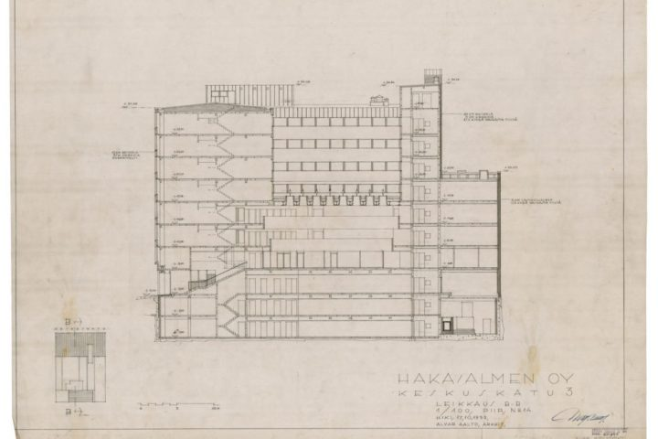 Section, Iron House