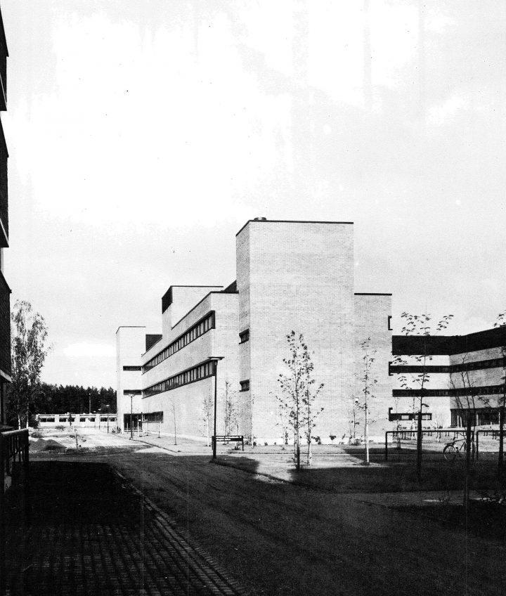 The department of biology, University of Joensuu