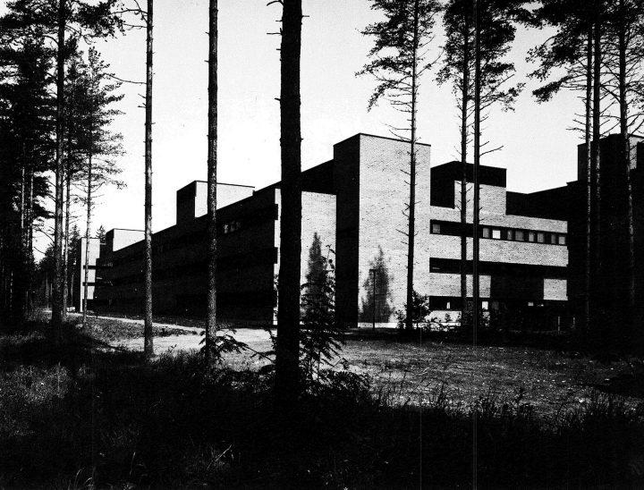The department of chemistry, University of Joensuu