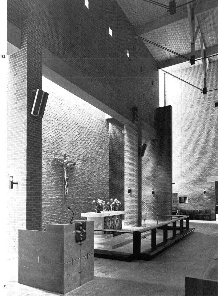 Assembly hall, Malmi Church