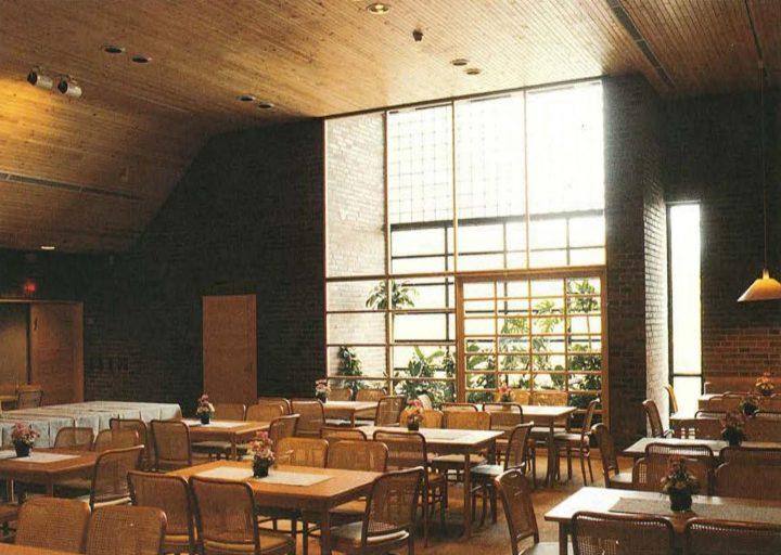 Parish hall, Malmi Church