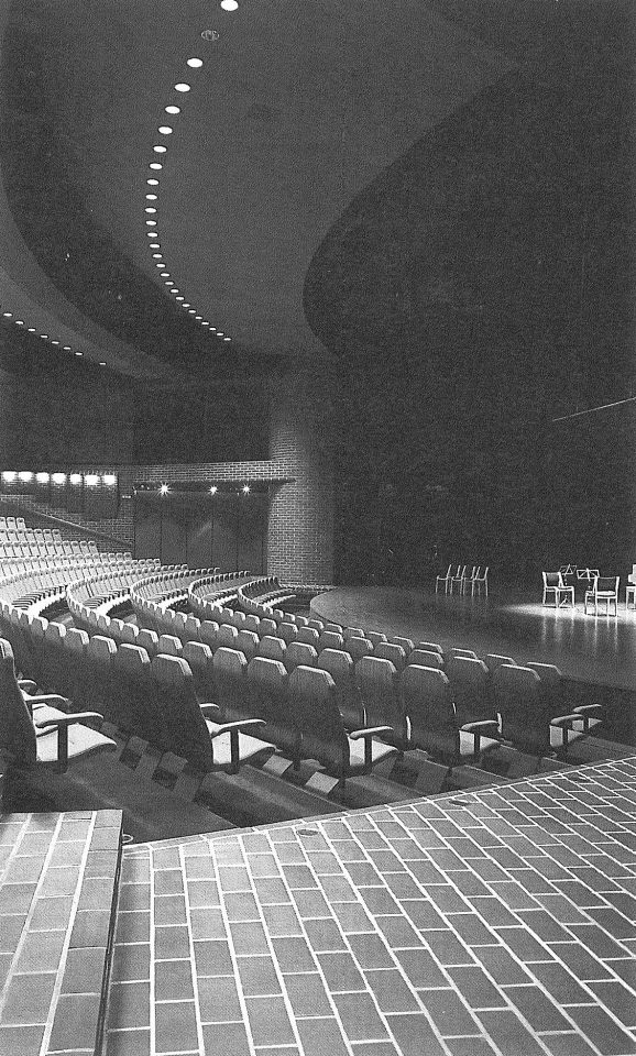 Stage, Tampere Worker's Theatre