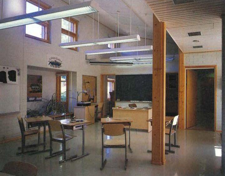 Classroom, Children's Home