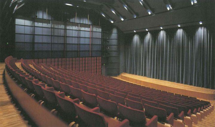 Concert hall, Poleeni Cultural Centre