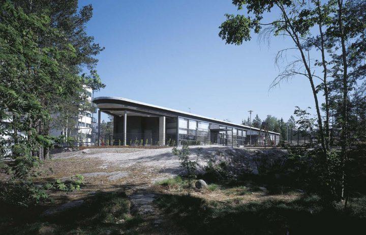 Southern elevation, Pehtoori Daycare Centre