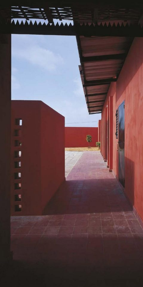 Courtyard, Women's Centre