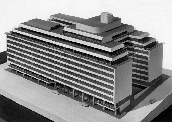 Scale model, Hotel Palace