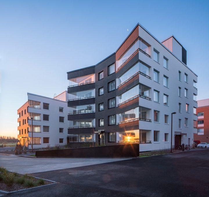 Toukoranta Housing