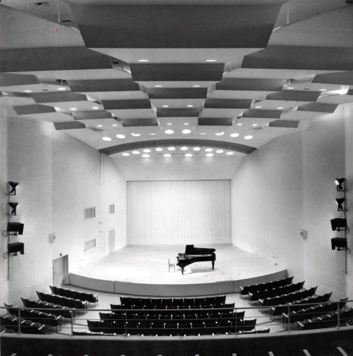 Main stage, Lahti Concert Hall