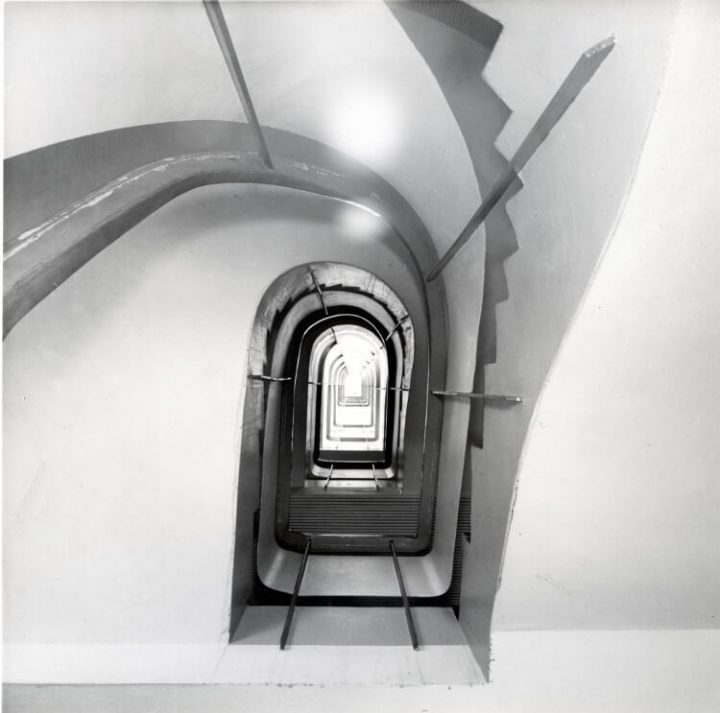 Staircase, Lahti Concert Hall