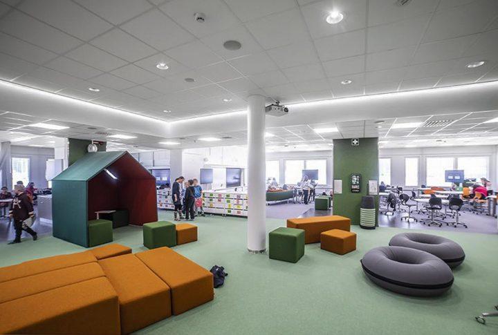 The educational unit, Rantakylä Normal School