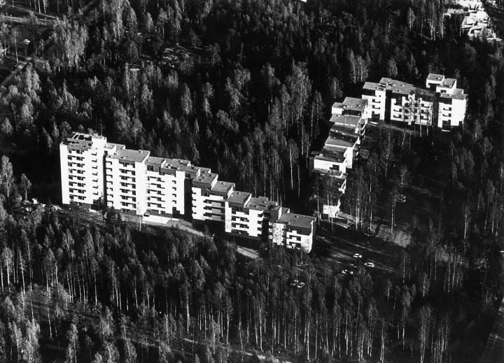 Suvikumpu Apartment Block